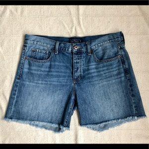 LUCKY BRAND Boyfriend Shorts Size 8/29